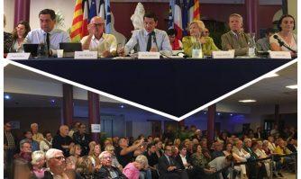 Première à La Bocca : le Conseil municipal délibère au coeur du quartier et engage la rénovation complète du centre-ville