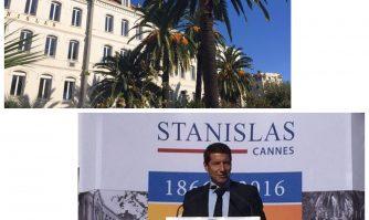 Stanislas Cannes fête ses 150 ans