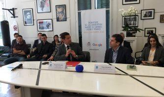 Cannes et Google s'unissent pour une ville plus et mieux connectée