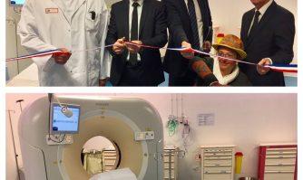 Un nouveau scanner, plus performant, à l'Hôpital de Cannes