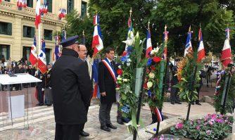 Hommage aux morts pour la France (civils et militaires) en Afrique du Nord