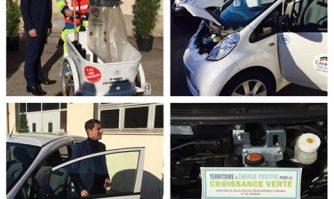 7 véhicules électriques pour une ville plus propre