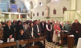 Saint-Jean d'Hiver célébré par les vieilles familles cannoises