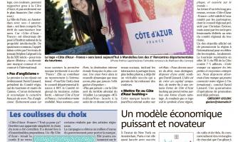 """Bienvenue à la marque """"Côte d'Azur - France"""" !"""