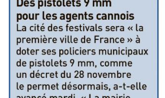 20 secondes : Police municipale