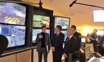François Fillon en visite à Cannes sur les enjeux de Sécurité