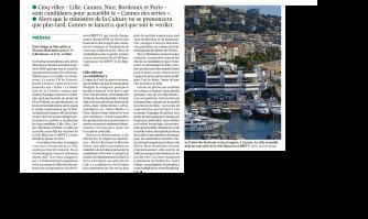 Festival International des séries : la ville de Cannes veut passer en force