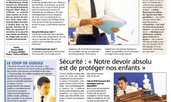 """David Lisnard : """"Ma priorité est et restera Cannes"""""""