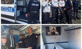 Poste de police municipale mobile : encore un engagement tenu !