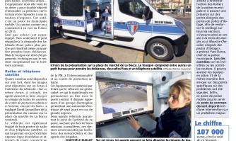 La police municipale roule pour les Cannois