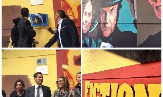 Quand le grand écran s'affiche sur les murs de Cannes