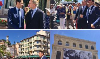 #Cannes2017 : 70 ans de fête et de bonheur !