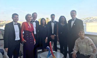La Ville de Cannes soutient la candidature de Paris à l'organisation des Jeux Olympiques et Paralympiques de 2024