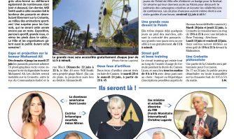 Cannes Lions : les stars... et les Cannois à l'honneur !