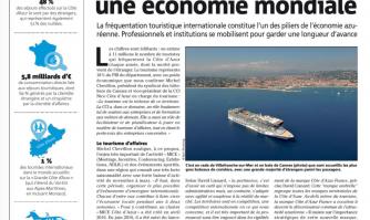 Le tourisme, une économie mondiale