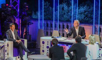 David Lisnard dans On n'est pas couché sur France 2