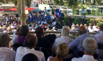 Discours de David Lisnard à l'occasion de la célébration de la Fête nationale française