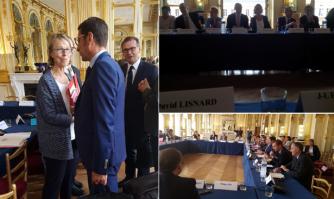 Rencontre avec Françoise Nyssen, Ministre de la Culture