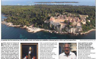 Unesco Cannes 7 : Ce qu'on ne sait pas sur le fort royal ...