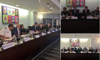 « Conseil Local de Sécurité et de Prévention de la Délinquance » pour renforcer la sécurité publique
