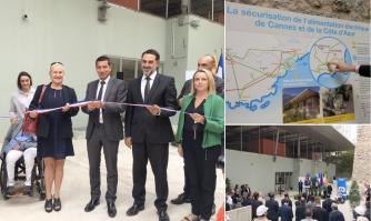Cannes-Maria : Un nouveau poste d'électricité High Tech et Sécurisé