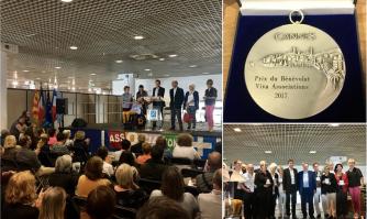 David Lisnard honore les bénévoles qui font la richesse de la vie associative cannoise