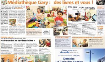 Médiathèques Romain Gary : des livres et vous !