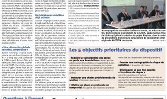 """L'agglo Cannes Lérins nommée pilote du projet européen """"Risq'eau"""""""