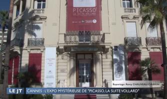 """L' expo mystérieuse de """"Picasso, La Suite Vollard"""""""
