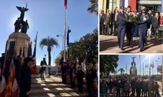 Journée nationale d'hommage aux morts pour la France en Afrique du Nord