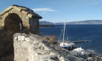 Contemplations à Cannes et sur les îles de Lérins