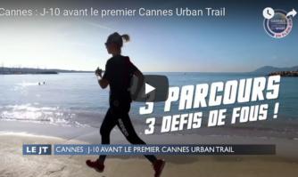 Cannes : J-10 avant le premier Cannes Urban Trail