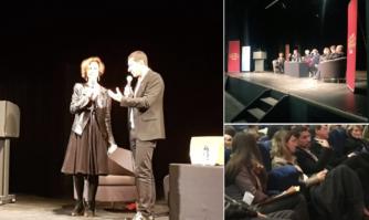 Débats Généreux de Télérama : David Lisnard en ouverture du grand débat « Objectif 100% Culture »