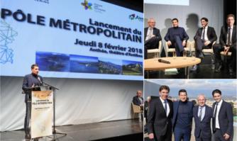 Pôle métropolitain de l'Ouest : une politique collaborative pour mener des actions immédiates sans bureaucratie ni imposition nouvelle.