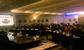 Assemblée plénière du Conseil municipal des Jeunes Cannois