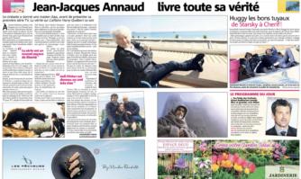 Jean-Jacques Annaud livre toute sa vérité