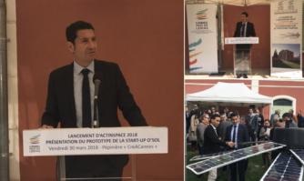 ActinSpace : Cannes propulse sur orbite les technologies de demain !