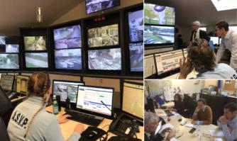 Alerte météo : la cellule municipale de surveillance mobilisée