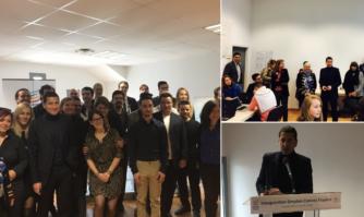 Inauguration de l'école Simplon : une nouvelle formation au cœur de la future Nouvelle Frayère