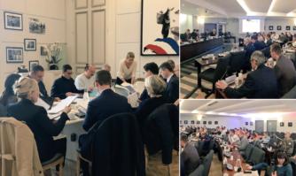 Réunions de travail pour renforcer la sécurité à Cannes