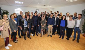Inauguration de l'école Simplon à Cannes, premier temps fort du projet Nouvelle Frayère!