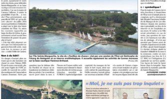 David Lisnard vent debout contre la vente d'une parcelle de Sainte-Marguerite