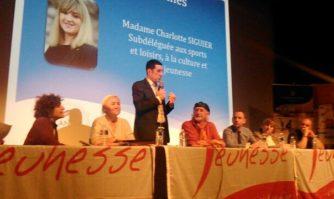 David Lisnard a réaffirmé son soutien pour la sauvegarde de la base nautique de Cannes Jeunesse