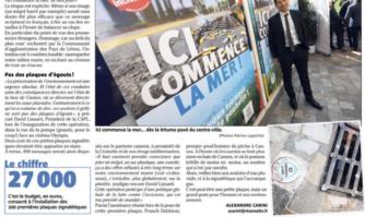 La solution de la Ville de Cannes pour éviter que les déchets finissent à la mer