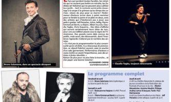 Le festival d'humour Performance d'acteurs débute ce vendredi à Cannes