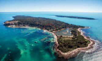 David Lisnard obtient la suspension de la procédure de vente de la parcelle de l'île Sainte-Marguerite et la préservation du site