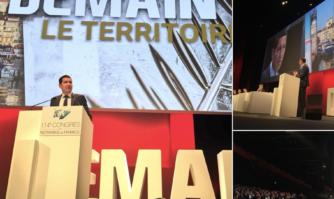 Cannes a accueilli le 114e congrès des Notaires de France
