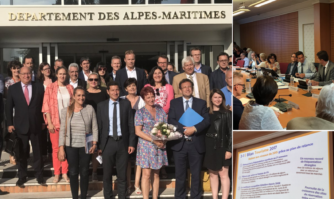 David Lisnard réélu Président du Comité Régional du Tourisme Côte d'Azur France