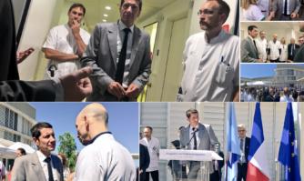 Nouvelle Unité Neuro Vasculaire : l'hôpital de Cannes devient une référence des Alpes-Maritimes pour la prise en charge des AVC