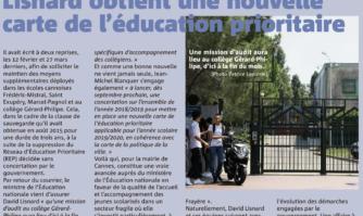 Éducation à Cannes, David Lisnard fait bouger les lignes du ministère de l'Education nationale